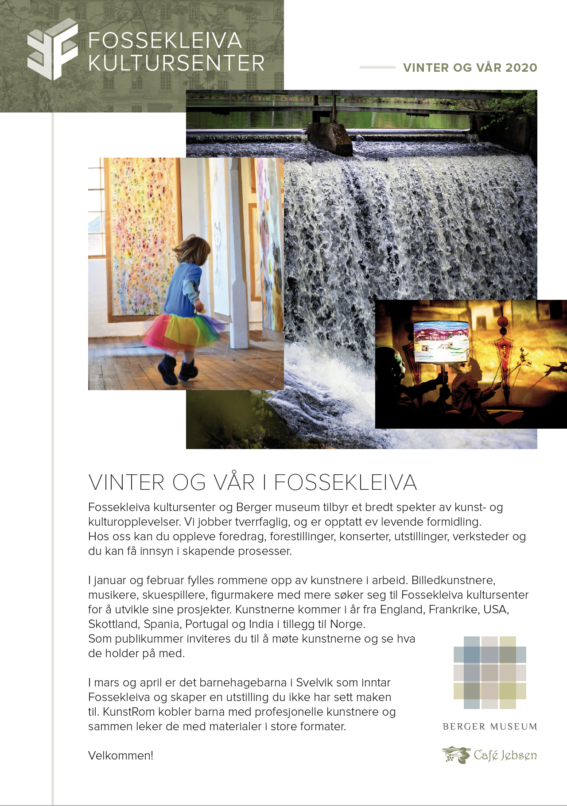 fossekleiva program vinter vår 2020