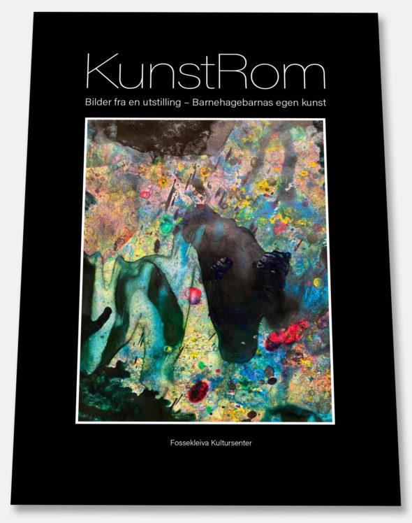 KunstRom boka 2020 forside