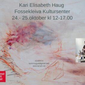 Kari Elisabeth Haug – Åpent atelier